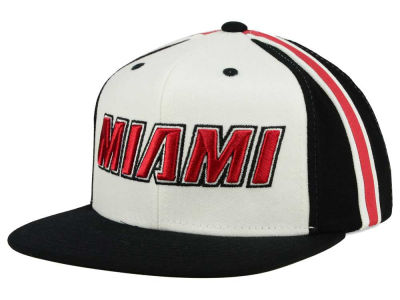 Miami Heat adidas NBA 2015 Alternate Jersey Snapback Cap
