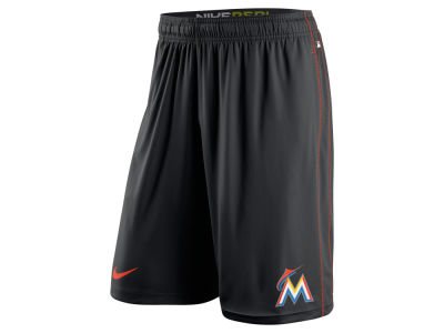 Miami Marlins Nike MLB Men's AC Fly Shorts