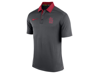 St. Louis Cardinals Nike MLB Men's AC Dri-Fit Elite Polo