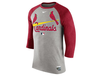 St. Louis Cardinals Nike MLB Men's AC Legend Raglan 1.6 T-Shirt