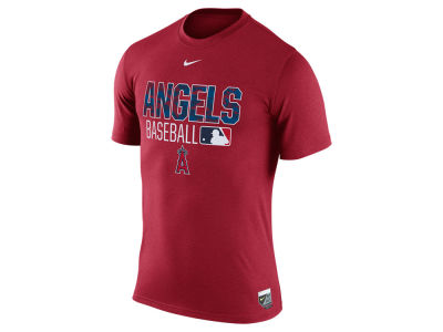 Los Angeles Angels Nike MLB Men's Legend Team Issue T-Shirt