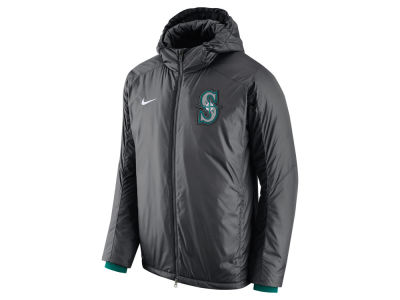 Seattle Mariners Nike MLB Men's Storm-Fit Jacket