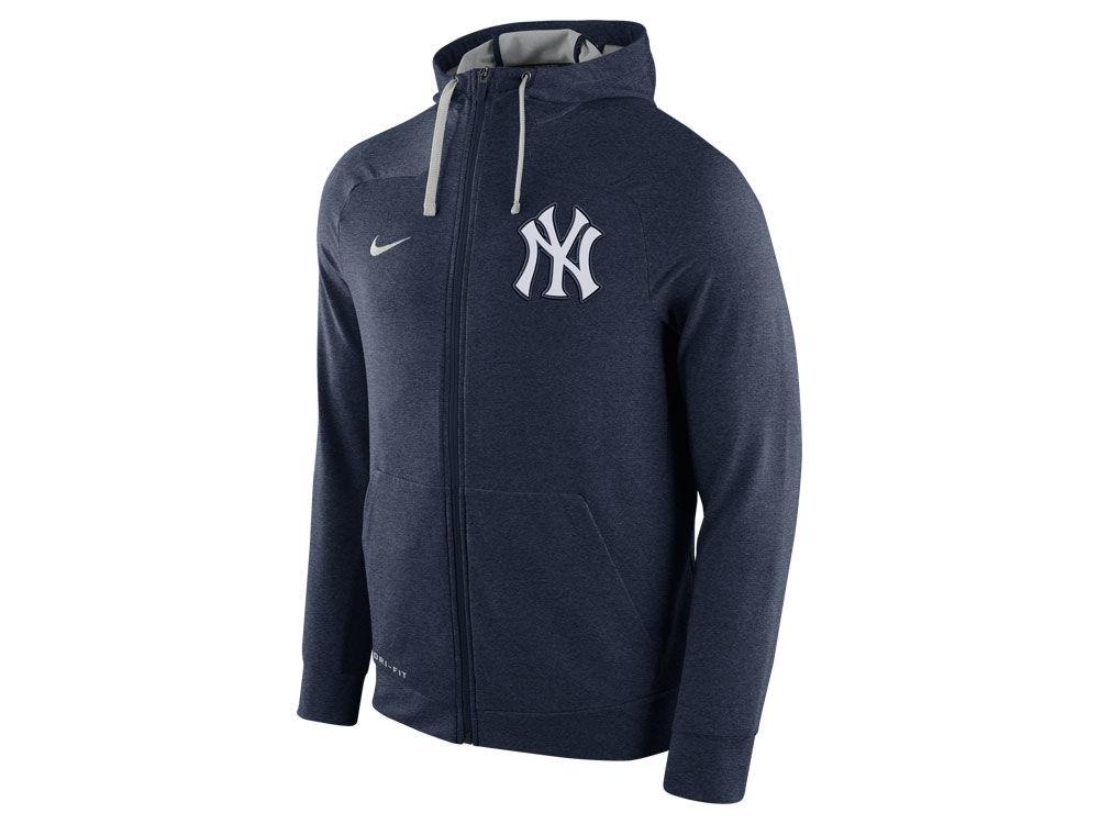 detailed look 1c0b7 4bcce purchase mlb new york yankees zip jacket grey dbd16 eab83