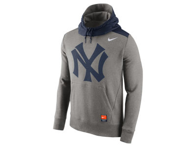 New York Yankees Nike MLB Men's Coop Hybrid Hoodie
