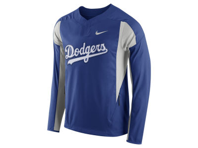 Los Angeles Dodgers Nike MLB Men's Long Sleeve Windshirt