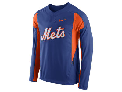 New York Mets Nike MLB Men's Long Sleeve Windshirt