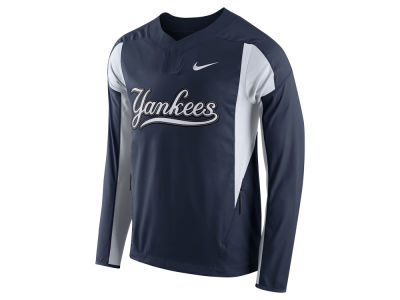 New York Yankees Nike MLB Men's Long Sleeve Windshirt