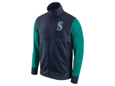Seattle Mariners Nike MLB Men's Track Jacket 1.6