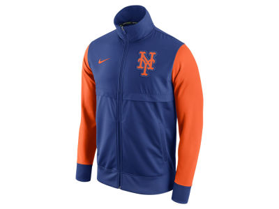New York Mets Nike MLB Men's Track Jacket 1.6