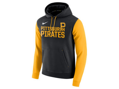 Pittsburgh Pirates Nike MLB Men's Pullover Fleece Hoodie
