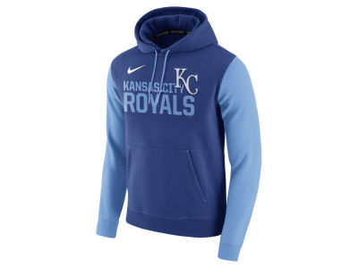 Kansas City Royals Nike MLB Men's Pullover Fleece Hoodie