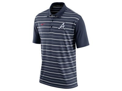 Atlanta Braves Nike MLB Men's Dri-Fit Polo 1.6