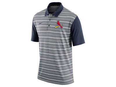 St. Louis Cardinals Nike MLB Men's Dri-Fit Polo 1.6