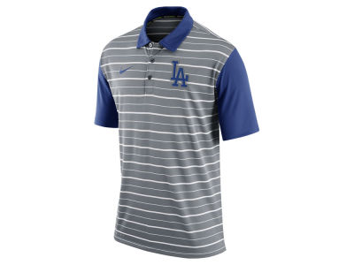 Los Angeles Dodgers Nike MLB Men's Dri-Fit Polo 1.6