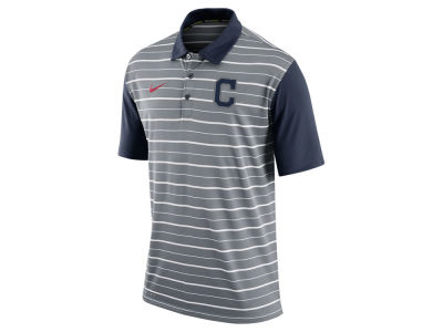 Cleveland Indians Nike MLB Men's Dri-Fit Polo 1.6