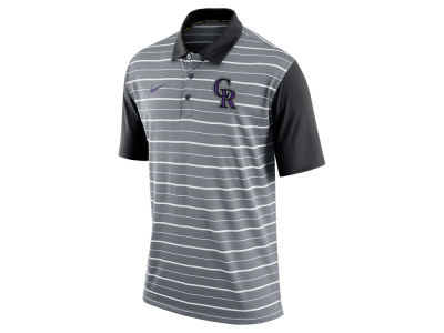 Colorado Rockies Nike MLB Men's Dri-Fit Polo 1.6