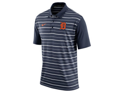 Detroit Tigers Nike MLB Men's Dri-Fit Polo 1.6