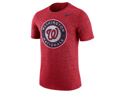 Washington Nationals Nike MLB Men's Marled 1.6 T-Shirt