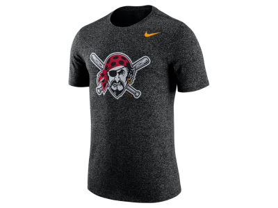Pittsburgh Pirates Nike MLB Men's Marled 1.6 T-Shirt