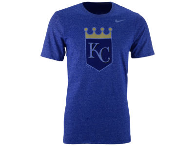 Kansas City Royals Nike MLB Men's Marled 1.6 T-Shirt