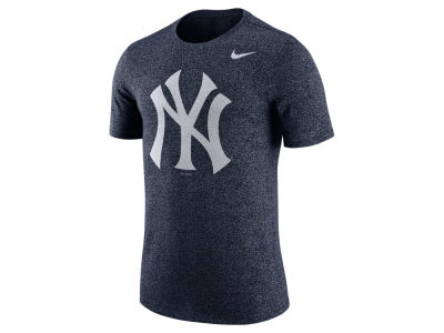 New York Yankees Nike MLB Men's Marled 1.6 T-Shirt