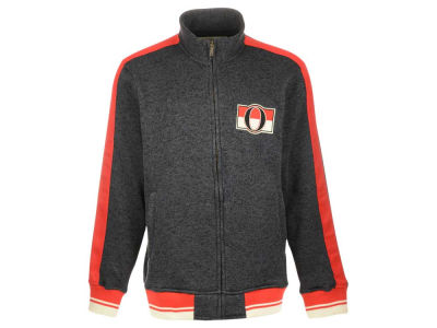 Ottawa Senators Reebok NHL Men's CCM Full Zip Jacket