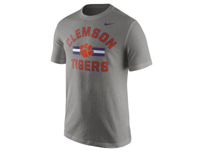 Clemson Tigers Nike NCAA Men's Stadium Team First Cotton Stripe T-Shirt