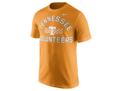 Tennessee Volunteers Nike NCAA Men's Stadium Team First Cotton Stripe T-Shirt