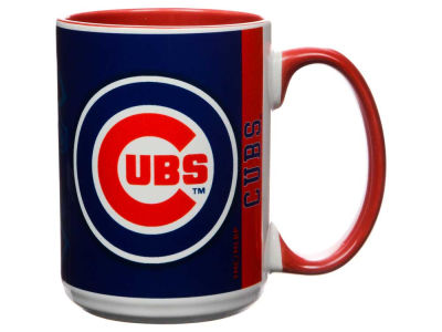 Chicago Cubs 15oz Super Fan Inner Color Mug