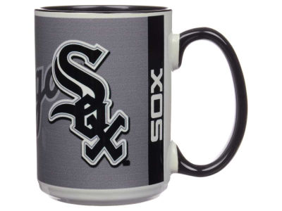 Chicago White Sox 15oz Super Fan Inner Color Mug