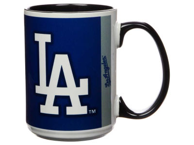 Los Angeles Dodgers 15oz Super Fan Inner Color Mug