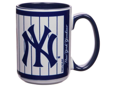 New York Yankees 15oz Super Fan Inner Color Mug