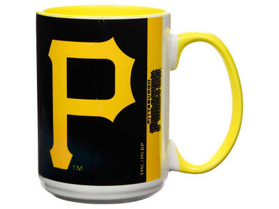 Pittsburgh Pirates 15oz Super Fan Inner Color Mug