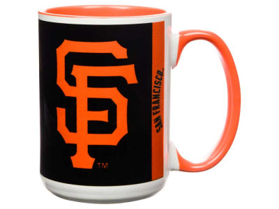 San Francisco Giants 15oz Super Fan Inner Color Mug