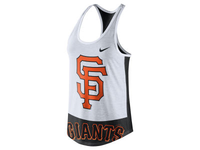 San Francisco Giants Nike MLB Women's Tri Logo Tank