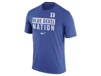 Duke Blue Devils Nike NCAA Men's Legend Local Verbiage Crew T-Shirt