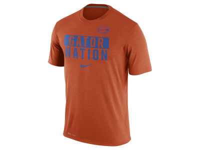 Florida Gators Nike NCAA Men's Legend Local Verbiage Crew T-Shirt