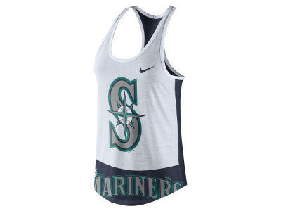 Seattle Mariners Nike MLB Women's Tri Logo Tank