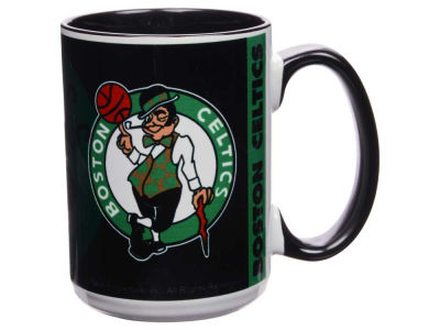 Boston Celtics 15oz Super Fan Inner Color Mug