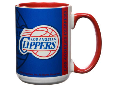Los Angeles Clippers 15oz Super Fan Inner Color Mug