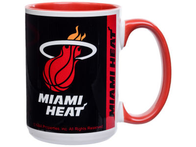 Miami Heat 15oz Super Fan Inner Color Mug