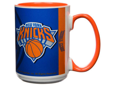New York Knicks 15oz Super Fan Inner Color Mug