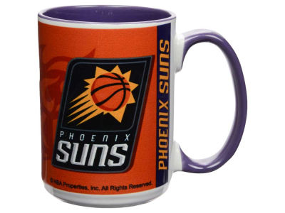 Phoenix Suns 15oz Super Fan Inner Color Mug