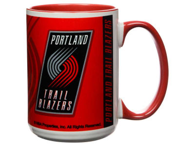 Portland Trail Blazers 15oz Super Fan Inner Color Mug