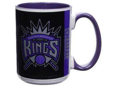 Sacramento Kings 15oz Super Fan Inner Color Mug