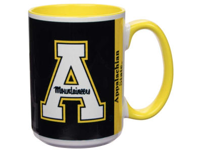 Appalachian State Mountaineers 15oz Super Fan Inner Color Mug