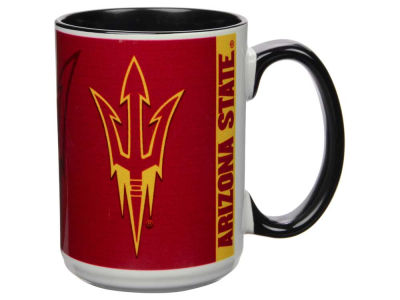 Arizona State Sun Devils 15oz Super Fan Inner Color Mug