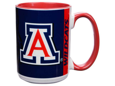 Arizona Wildcats 15oz Super Fan Inner Color Mug