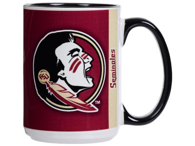 Florida State Seminoles 15oz Super Fan Inner Color Mug