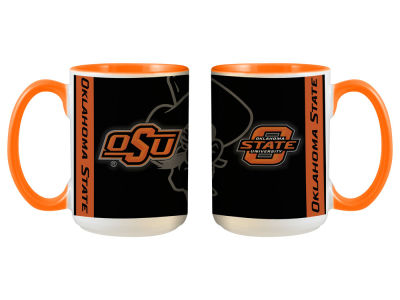 Oklahoma State Cowboys 15oz Super Fan Inner Color Mug